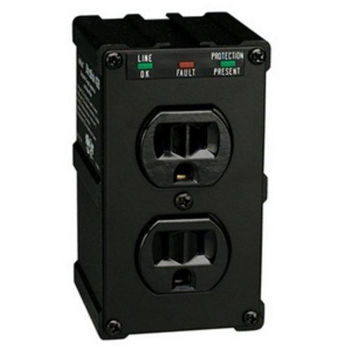 Tripp Lite ULTRABLOK428 Isobar Ultra 2 Outlet 1410J (Surge Suppressor Premium Isobar)