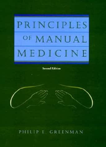 Principles of Manual Medicine