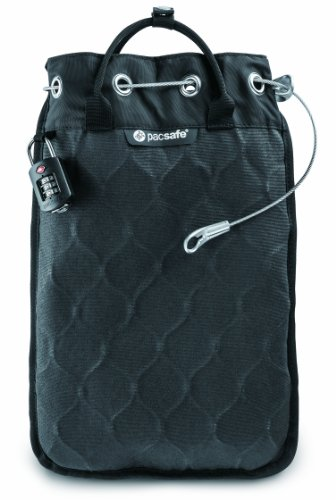 Pacsafe Travelsafe 5L GII Portable safe Charcoal