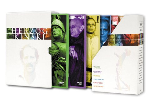 Herzog Deluxe Box Set by KINSKI,KLAUS