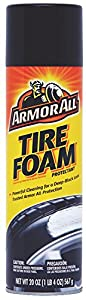 Armor All 40320 Tire Foam - 20 oz. (pack of 6) from Armor All