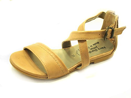 Nero Giardini Junior  Sandalo Bimba Art 226710f/234690f, Sandales pour fille marron cuir