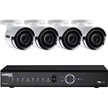 Amazon Com Swann 8 Channel Hd 3mp Nvr Security System