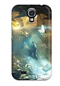 New CaseyKBrown Super Strong 2013 Rainbow 6 Patriots Tpu Case Cover For Galaxy S4