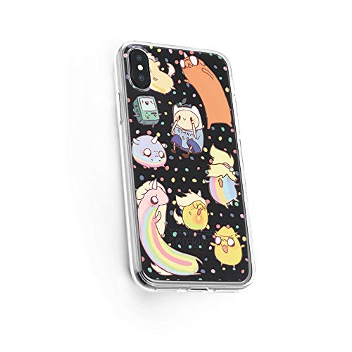 bd9b21a7a4ff0 Amazon.com: Adventure Time iPhone 5 6 6s 7 8 iPhone Plus 10 X iPhone ...