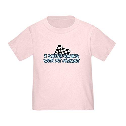 CafePress - 12 Racing Mommy Toddler T-Shirt - Cute Toddler T-Shirt, 100% (Ryan Newman Alltel Car)