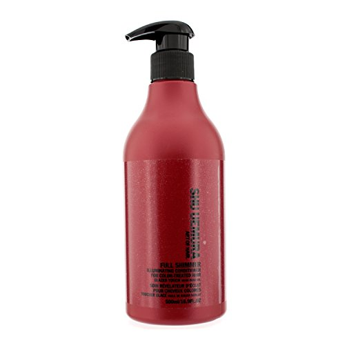 Shu Uemura Full Shimmer Illuminating Conditioner (For Color-Treated Hair) (Salon Product) 500ml/16.9oz by Shu Uemura