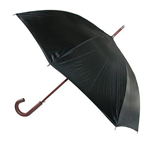 Totes Mens Automatic Stick Umbrella