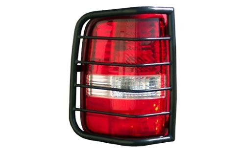Steelcraft 34010 00-04 NISSAN XTERRA TLG BLK Tail Light Guards