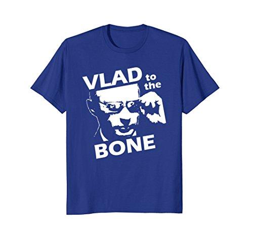 Mens Trump Putin T-Shirt Russian President Vladimir Putin 2XL Royal - Sunglasses Putin