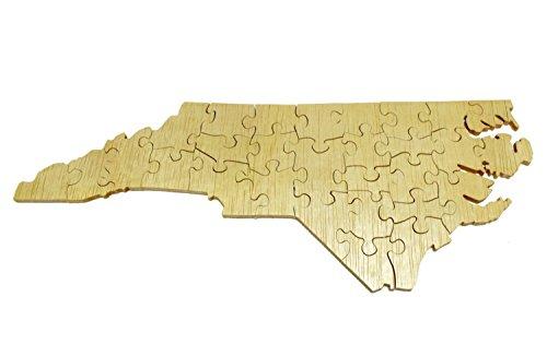 North Carolina Jigsaw Puzzle - Raleigh North Stores Hills