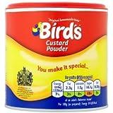 Original Birds English Custard Powder Imported From The UK England The Best Of British Custard Powder