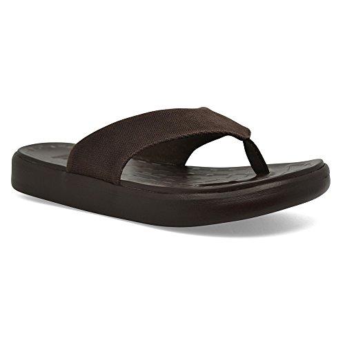 SoftScience Comfort Flop Skiff Unisex Chocolate Flip pxwvBA1p