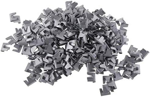 H HILABEE 600 stuks varken ringen tangen voor kooi installatie uitrusting gereedschap huisdieren Tool Clip