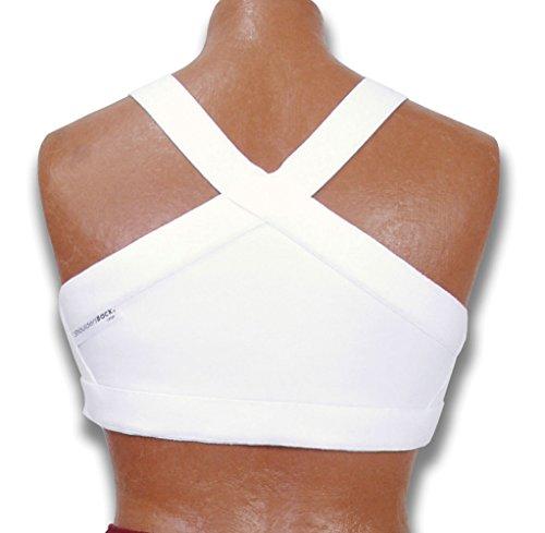 Shoulders Back - White, Large by ShouldersBack