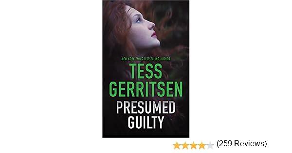Presumed Guilty   Kindle Edition By Tess Gerritsen. Romance Kindle EBooks @  Amazon.com.