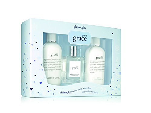 Price comparison product image Philosophy Pure Grace Holiday Collection Set