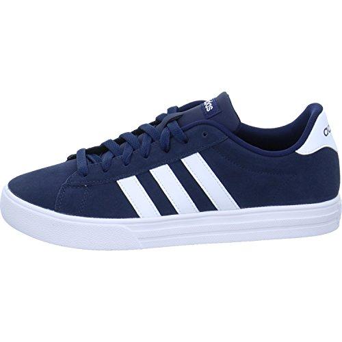 0 2 Bleu Noir 000 Running de Chaussures Homme Ftwbla Maruni adidas Daily qE5qg