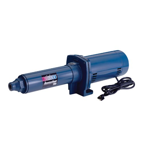 Sta-Rite HP7C-02 Signature 2000 Booster 1/2 HP Pump (Pump Sta Booster Rite)