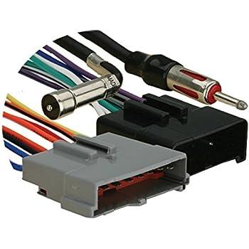 41ZTRNztrXL._SL500_AC_SS350_ amazon com metra 70 5601 radio wiring harness for ford 95 98 Ford Radio Wiring Diagram at webbmarketing.co