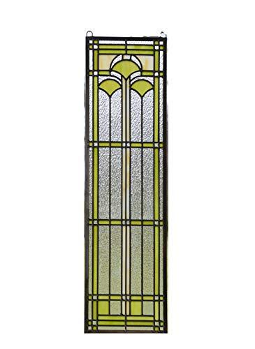 Ginkgo Stained Glass Window - TMI1036-K 10