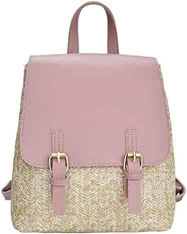 d16274e267db Shopping Straw or Patent Leather - Fashion Backpacks - Handbags ...