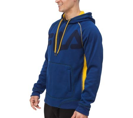 Fila LM153MJ2-496 Freestyle Pullover Blue/Gold XL