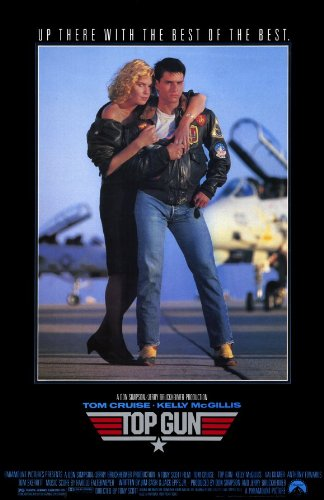 Top Gun  11 x 17 Movie Poster