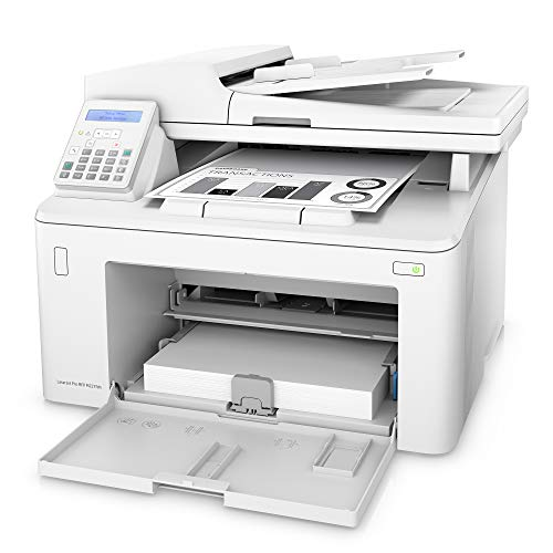 HP LaserJet Pro M227fdn All in One Laser Printer with Print Security, Amazon Dash Replenishment ready (G3Q79A). Replaces HP M225dn Laser Printer by HP (Image #9)