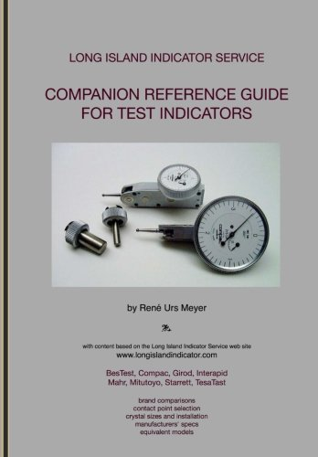Companion Reference Guide for Test Indicators: Long Island Indicator...