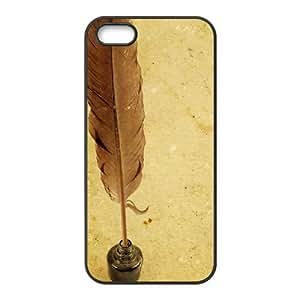 iPhone 4 4s Cell Phone Case Black Vintage Paper Q0284794