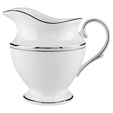 Lenox Federal Platinum Bone China Creamer