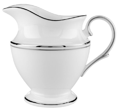 Lenox Federal Platinum Bone China Creamer ()