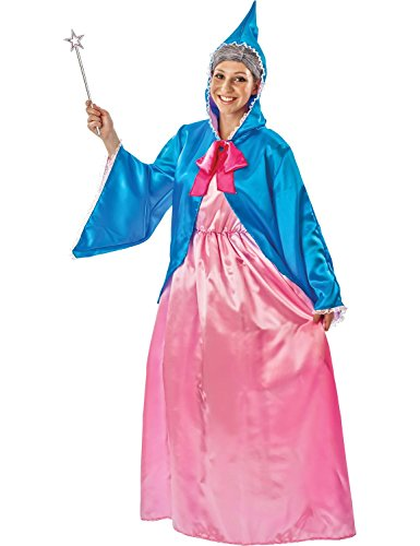 Fairy Godmother Adult Costumes (Adult Magical Fairy Godmother Halloween Costume)