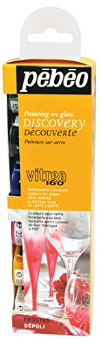 Pebeo Discovery Collection Assorted 20 Milliliter