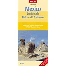 MEXICO, GUATEMALA, BELIZE, SALVADOR - MEXIQUE