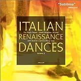 Italian Renaissance Dances%2C Vol%2E 1