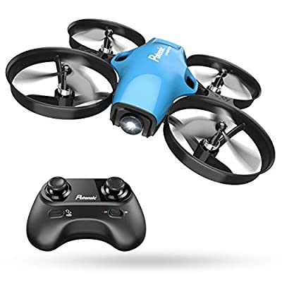 Mini Drone, RC Quadcopter, Potensic A30 One Key Take-Off/Land,Emergency Stopped, Altitude Hold,Auto Hovering,Drone for Kids