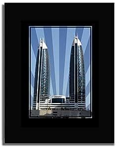 Photo of Damac Tower-Colour No Text F04-NM (A3)