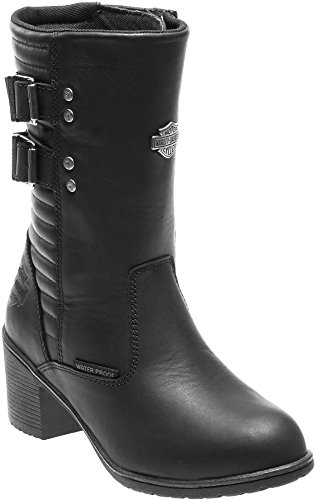 Riding Boots Motorcycle Mens - 8