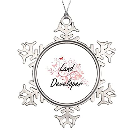 Amazon com: Athena Bacon Personalised Ornament Tree Decorated Land