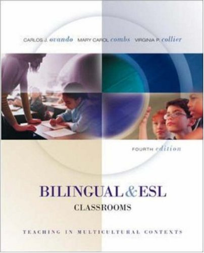 Bilingual and ESL Classrooms: Teaching in Multicultural Contexts - Text with (Teaching Esl Classroom)
