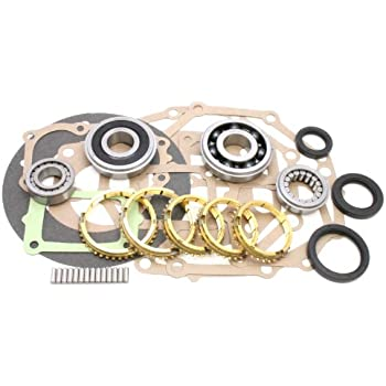 63907bce63f Transparts Warehouse BK160AWS Jeep AX5 Transmission Rebuild Kit with Rings