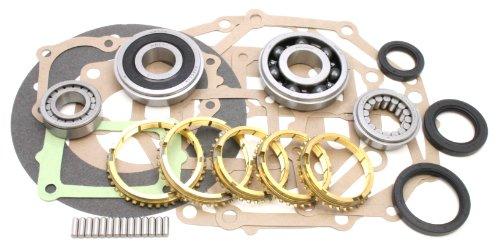 (Transparts Warehouse BK160AWS Jeep AX5 Transmission Rebuild Kit with Rings)