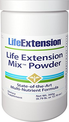 - Life Extension Mix Powder,12.70 Ounce