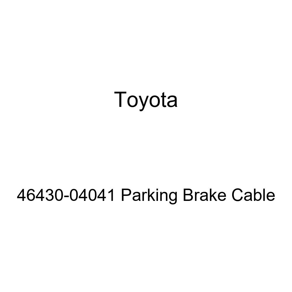 Toyota 46430-04041 Parking Brake Cable