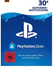 PSN Card-Aufstockung | 30 EUR | deutsches Konto | PSN Download Code