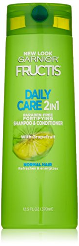 Garnier Hair Care Fructis Daily Care 2-in-1 Shampoo and Conditioner, 12.5 ()