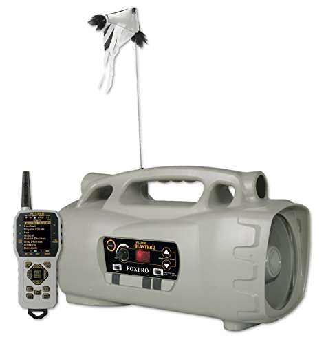 Foxpro Prairie Blaster 3 Electronic Game Call