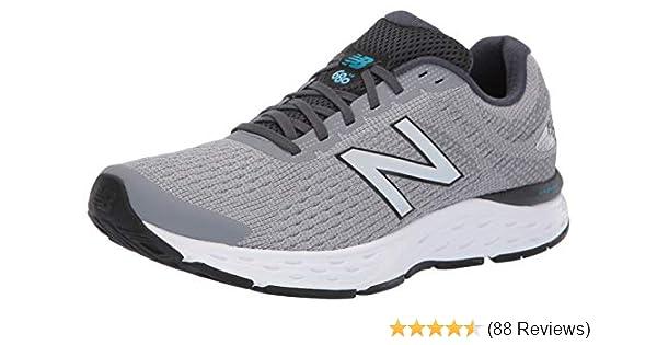 3f7df477d1f85 Amazon.com | New Balance Men's 680v6 Cushioning Running Shoe | Road Running